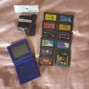 Gameboy and games
